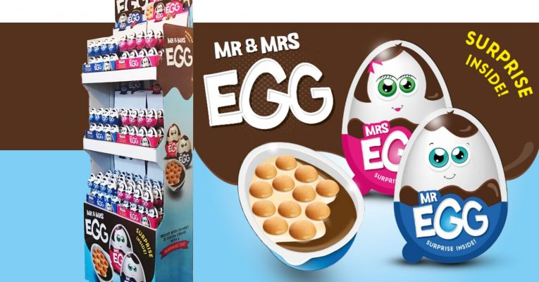 Mr & Mrs EGG